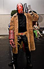 Hellboy (Cayusa) Tags: vacation hellboy dragoncon dragoncon2008