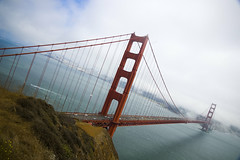 Static Mission (andrewallenmoore) Tags: scenery view goldengatebridge marinheadlands ggb