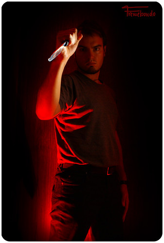 Ira funesta (Studio illuminazione)