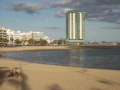 Arrecife: Playa del Reducto & Gran Hotel