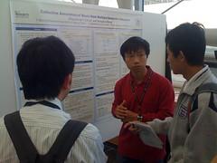 The Microsoft Research Asia team (PaulLamere) Tags: 2008 ismir ismir2008