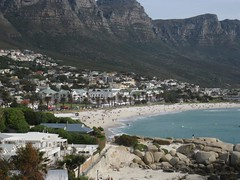 Camp's Bay Beach in Cape Town (nickgraywfu) Tags: capetown