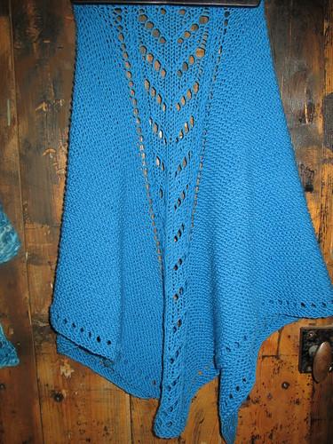 shawl in Merino