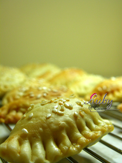 Chinese puff pastry dessert 02