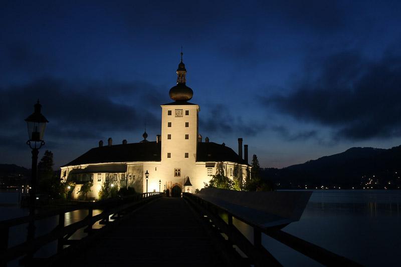 Замок Шлосс-Орт