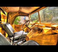 Unimog Cab