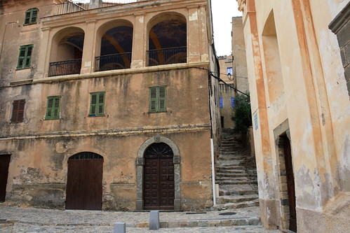 Stairway in Speloncato