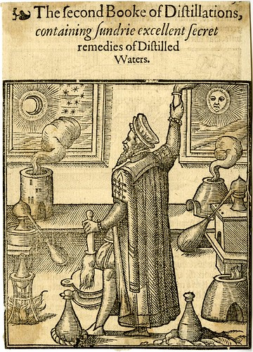 The second Booke of Distillations 1599