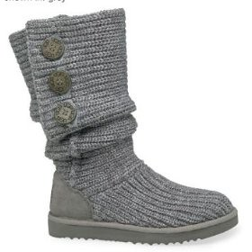 UGG Cardy Crochet Boots: Pink UGG Cardy Boots for Women and Kids