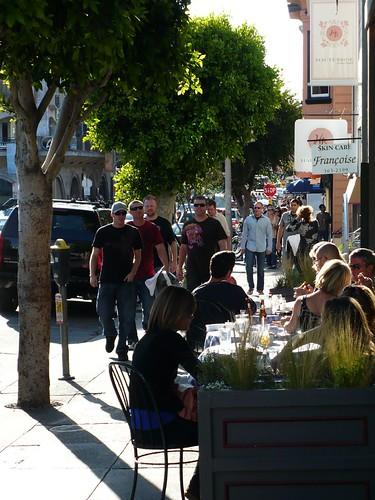 Union Street Street Dining