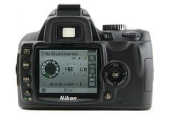 Nikon d60 genuine instruction owners manual d60 book original new.