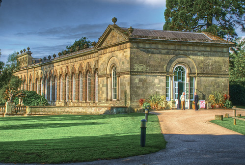 The Orangery, Margam House