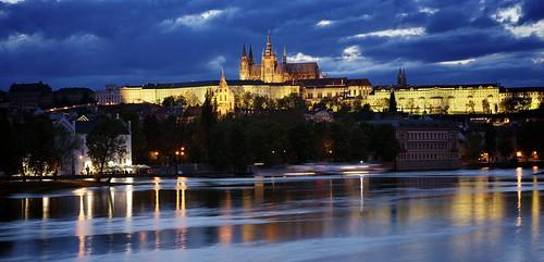 Prague Castle por liber.