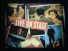 live on stage (AnnabelB) Tags: cinema london eye cake poster grit theatre tea stage ticket noel mustard haymarket brief westend anyway encounter coward briefencounter noelcoward kneehigh moutarde liveonstage thecinema obv notthefilm banburycakes moutardeattheflicks nottheflick