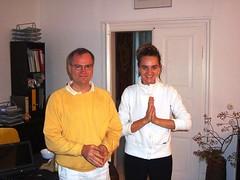 Sukadev und Ramani in Bayreuth