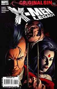 X-Men Legacy 217