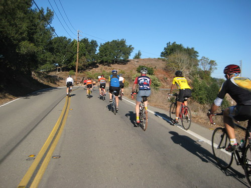 Riders on Grizzly Peak