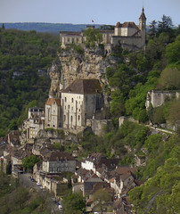 Rocamadour (Paul Sivyer) Tags: france paul village rocamadour frenchvillage sivyer