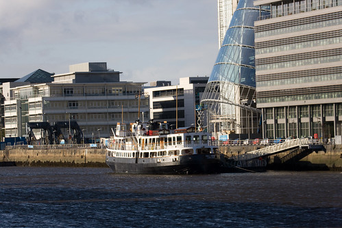 Dublin Docklands Area