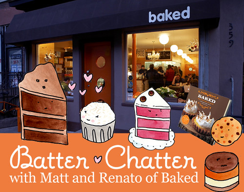 Batter Chatter with Baked
