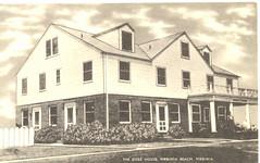 Essex House (C. Michelle Norton Postcard Collection) Tags: postcard virginiabeach cottages essexhouse