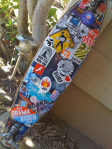 Stickered Up