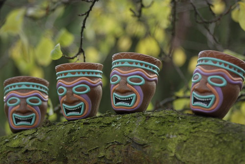 Day 314/366 - The Tiki Gods Watch over you