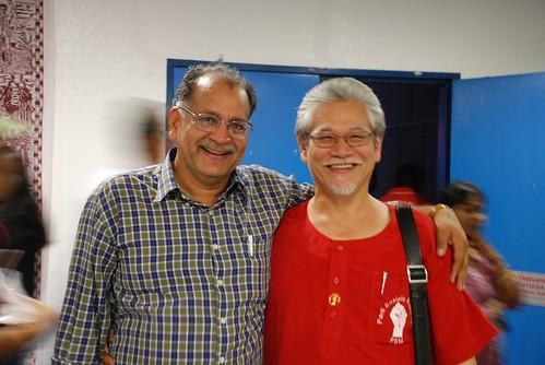 Farooq Tariq & Nasir Hashim