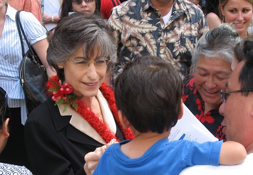 Akaka Bill Governor Linda Lingle