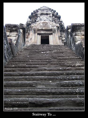 Stairway (Cambodia)