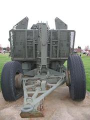 M2 (grobianischus) Tags: museum army us gun maryland aberdeen prototype artillery 90mm m2 antiaircraft ordnance