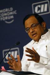 Министр финансов Индии Паланиаппан Чидамбарам
