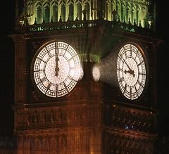 Big Ben (wetland2) Tags: london clock night big time ben bulging