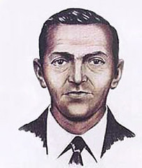 D.B. Cooper police sketch