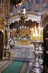 San Sergio de Radonezh (abarrero2000) Tags: saint shrine russia holy orthodox relics reliquien schrein reliquary urna reliquias reliques hieromonk chsse relicario