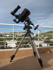 C6-S/GT (vic_206) Tags: sc telescope celestron c6 telescopio c6sgt