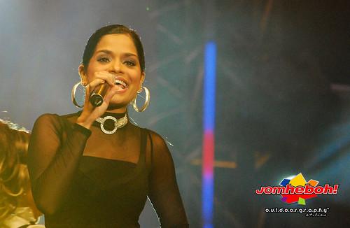 JomHeboh Concert : Jaclyn Victor #2
