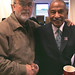 GA: Jimmy Hyde GA AFL-CIO State Director and Rep. John Conyers Jr.