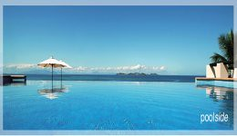 Matamanoa pool