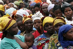 Elections 2006 (UNHCR) Tags: poverty africa women war refugee crowd relief hunger conflict soldiers government congo migration elections asylum protection unhcr drc displacement forcedmigration humanitarianaid democraticrepublicofcongo rebells