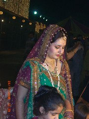 Dulhan ready to take on... (ami_6may) Tags: moments memorable
