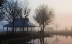 Himi riverside park - morning (papadont) Tags: park morning japan riverside toyama picnik himi   mywinners colourartaward