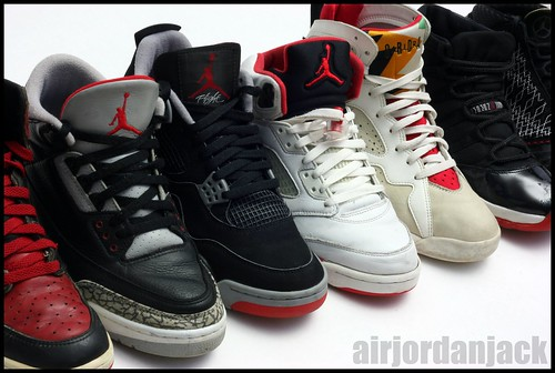 Air Jordan lineup