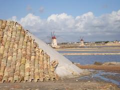 Saline di fronte Mothia (BarPag) Tags: winter salt sicily 2008 inverno saline sicilia trapani mulini mothia bellitalia scattifotografici