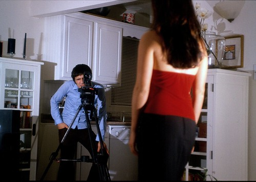 There May Be Pleasure - production still 1