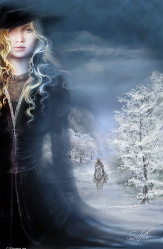 Fugitiva (Runaway) by Sonia Verdu