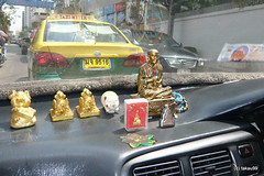 Little Buddhas in the Taxi, Thailand