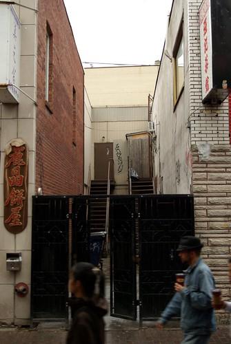 Chinatown, De la Gauchetière