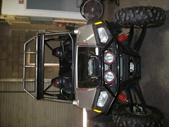 RZR Custom Light Bar (American Motorsports) Tags: light bar andrew captain custom rzr
