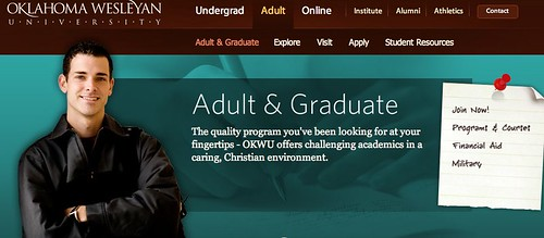 OKWU - Adult & Graduate Screenshot